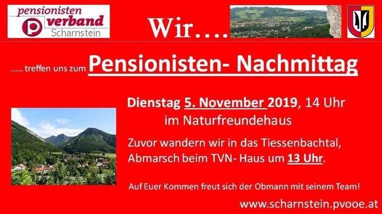 WORKSHOP Mobbing - Gemeinde Scharnstein